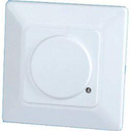 Mikrovlnný senzor (pohybové čidlo) nástenný biela farba ST754