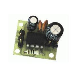 Elektronická stavebnice zesilovače 1W s LM386