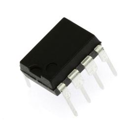 Operační zesilovač 2xJFET 1MHz DIP8 Texas Instruments TL062CP