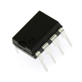 Operační zesilovač 1MHz DIP8 Texas Instruments UA741CP
