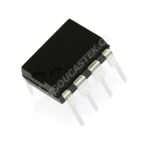 Mikroprocesor Microchip PIC12F675-I/P DIP8