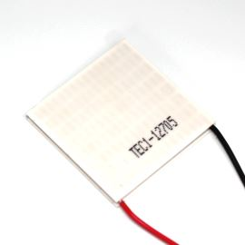 Peltierův článek 57W 40x40mm Hebei TEC1-12705