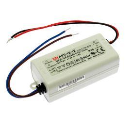 Napájecí zdroj pro LED pásky 12W 12V/1A IP30 Mean Well APV-12-12