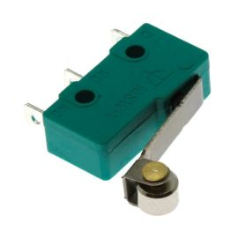 Mikrospínač na faston 3.2mm přepínací 1-pólový ON-(ON) 5A 125/250V AC Jietong  MSW-13