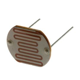 Fotorezistor 30...50k Ohm 0.5W 560nm WDYJ GM25537-2