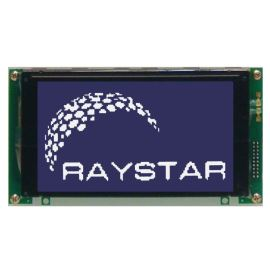 Grafický LCD displej Raystar RG240128A-TIW-V