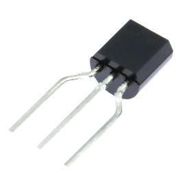 Tranzistor bipolární NPN 30V 0.1A THT TO92 500mW Diotec BC549C