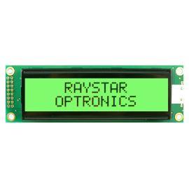 Alfanumerický LCD displej Raystar RC2002A-FHG-ESV