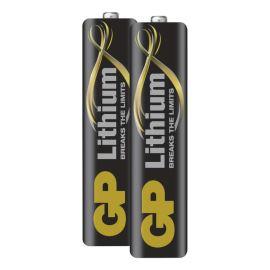 Lítiová batéria GP FR6 (AA, ceruzka), 2 ks v blistri