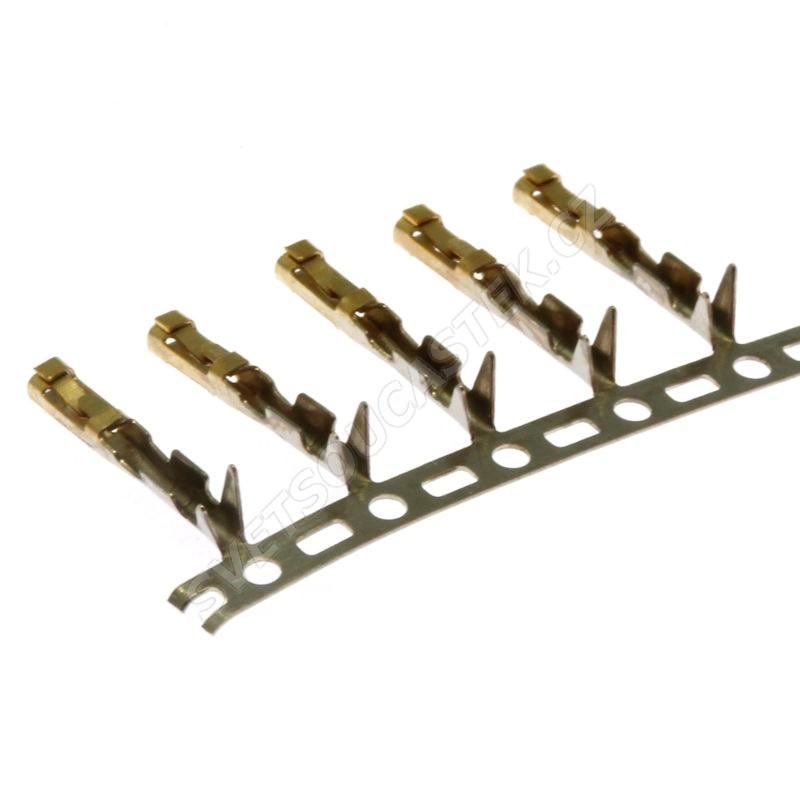 Pin ke konektorům Dupon dutinka na pásce Xinya 130-A