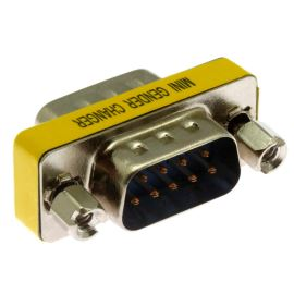 Redukce CANON 9 (D-SUB) vidlice na CANON 9 (D-SUB) vidlice Connfly DS1082-02-9P8LNCC