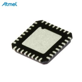 8-Bit MCU AVR 2.7-5.5V 8kB Flash 16MHz MLF32 Atmel ATMEGA8A-MU