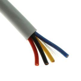 Vícežílový nestíněný datový kabel lanko  Man Boon LIYY 4x0.19mm
