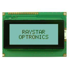Alfanumerický LCD displej Raystar RC1604A-GHW-ESV