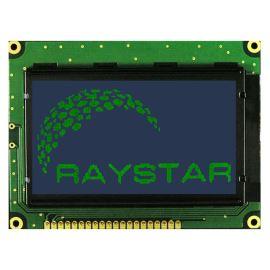 Grafický LCD displej Raystar RG12864A-BIY-V