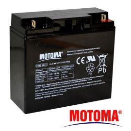 Olověný akumulátor 12V/17Ah MOTOMA MS12V17