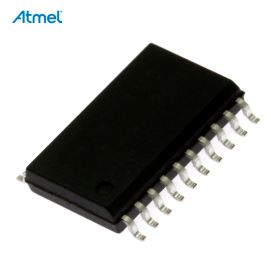 8-Bit MCU 2.7-6V 4K-Flash 24MHz SO20 Atmel AT89C4051-24SU
