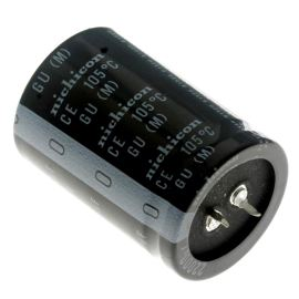 Elektrolytický kondenzátor Snap-in E 150uF/450V 25.4x30 RM10 105°C Samwha HE2W157M25030HC