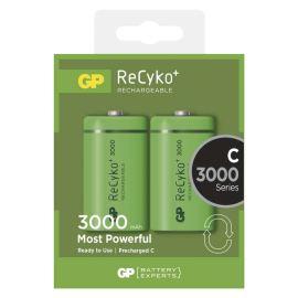 Nabíjacie batérie GP ReCyko+ 3000 HR14 (C), 2 ks v blistri