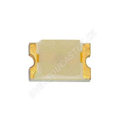 LED SMD vel. 0805 žlutá 120mcd/130° Hebei 0805KYCT