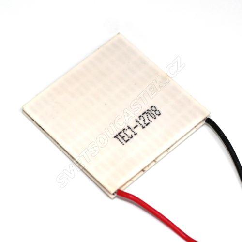 Peltierův článek 85W 40x40mm Hebei TEC1-12708
