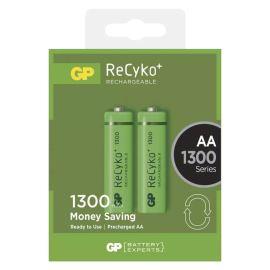 Nabíjecí baterie GP ReCyko+ 1300 HR6 (AA), 2 ks v blistru
