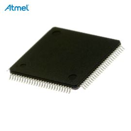 32-Bit MCU AVR32 1.8-3.3V 256kB Flash 66MHz TQFP100 Atmel AT32UC3A1256-AUT