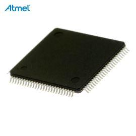 8-Bit MCU AVR 2.7-5.5V 128kB Flash 16MHz TQFP100 Atmel ATMEGA1280-16AU