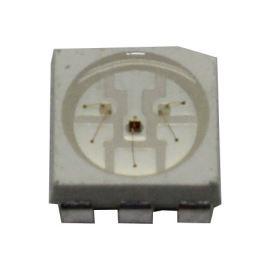 LED SMD PLCC6 RGB 1000mcd/130° čirá Hebei PLCC6RGBCT