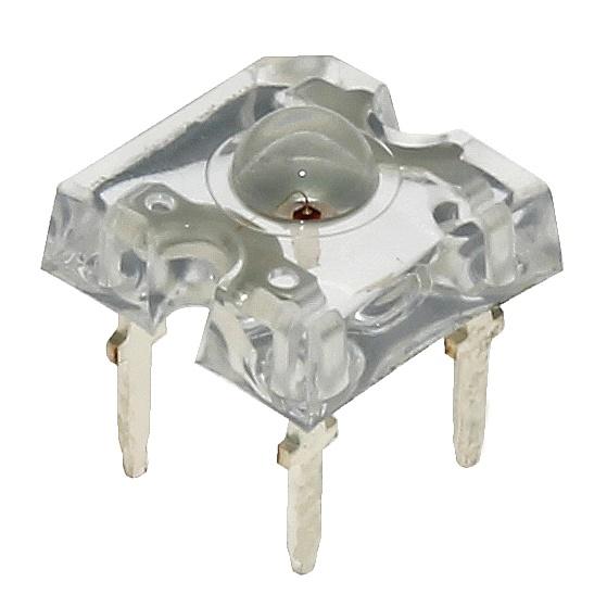 Levně Autoled piranha (ufo) stud. bílá cree čip 2350mcd/70~80° čirá hebei 980vw6c