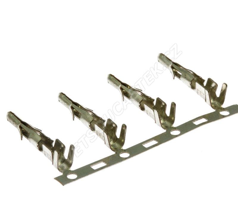 Pin ke konektorům 142 vidlice pocínovaný na pásce Xinya 142