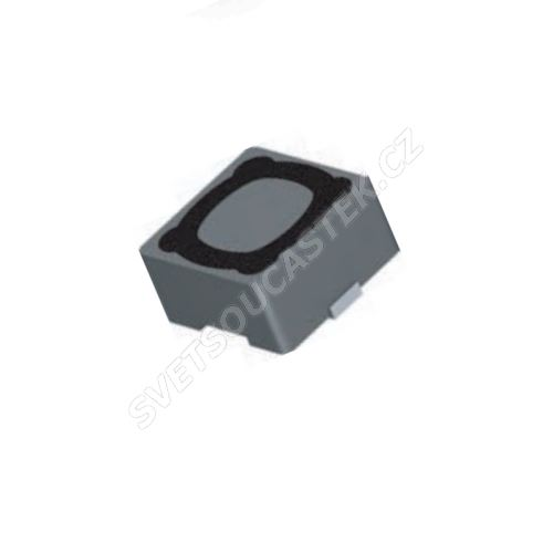 SMD tlumivka 4.6uH 9.1A Ferrocore DE1207-4.6
