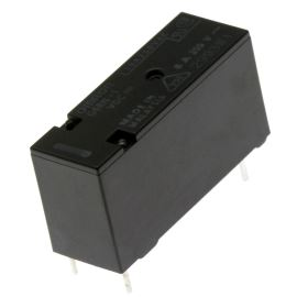 Elektromagnetické relé s DC cívkou do DPS 24VDC 8A/250VAC Omron G6RN-1 24VDC