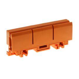 Upevňovací adaptér na DIN lištu oranžový WAGO 2273-500