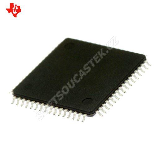 16-Bit MCU 1.8-3.6V 60kB Flash 8MHz LQFP64 Texas Instruments MSP430F149IPM