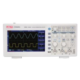 Stolný dvojkanálový digitálny osciloskop 25MHz UNI-T UTD2025CL