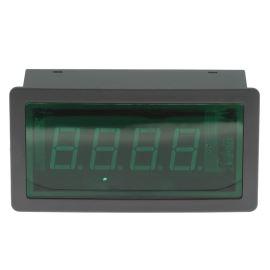 Panelové měřidlo 5A WPB5135-DC ampérmetr panelový digitální LED