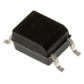 Optočlen s fototranz. CTR 50..600% Uisol 5000V 4-pin SMD LiteOn LTV817S
