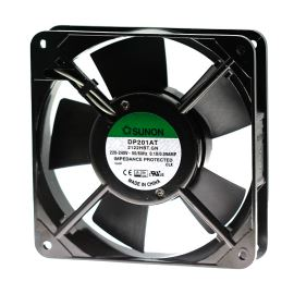 Ventilátor 120x120x25mm 230V AC/100mA 44dB SUNON DP201AT-2122HBT.GN