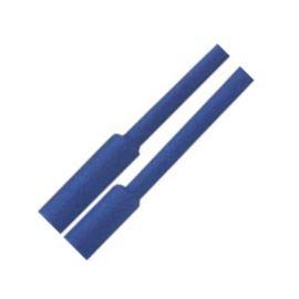 Bužírka smršťovací 2.5 / 1.25mm modrá