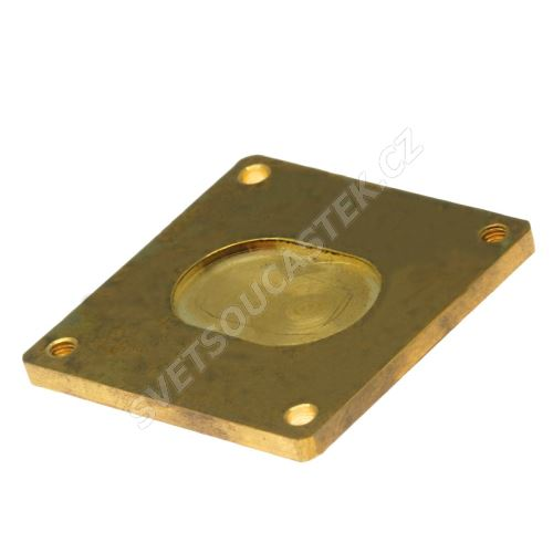 Chladič pro výkonové LED diody 10VA-H1 Hebei 10VA-H1