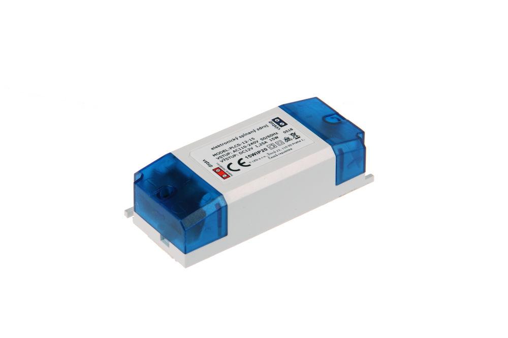 Napájecí zdroj pro LED pásky PLCS-12-15