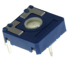 Uhlíkový trimr 14mm lineární 250 Ohm ležatý 20% ACP CA14NV12,5-250RA2020