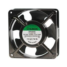 Ventilátor 120x120x38mm 230V AC/140mA 44dB SUNON DP200A-2123XST.GN