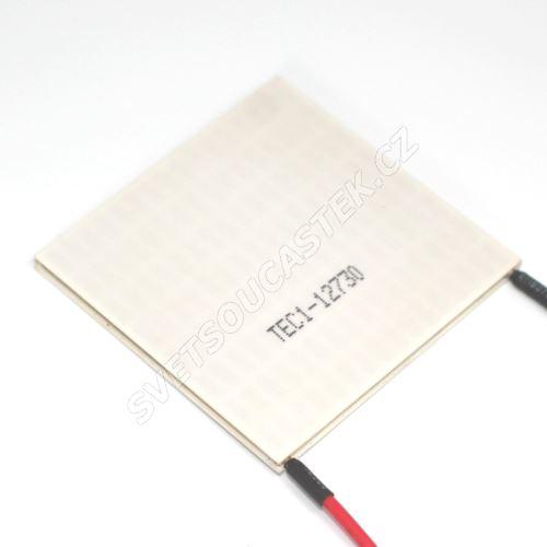 Peltierův článek 350W 62x62mm Hebei TEC1-12730