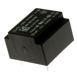 Transformátor miniaturní do DPS 0.35VA/230V 1x12V Hahn BV 201 0145