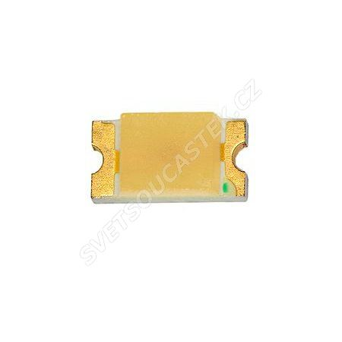 LED SMD vel. 0603 žlutá 120mcd/130° Hebei 0603KYCT