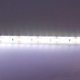 LED pásek studená bílá délka 1 metr, SMD 3528, 120LED/m - vodotěsný IP65 STRF 3528-120-CW-IP65