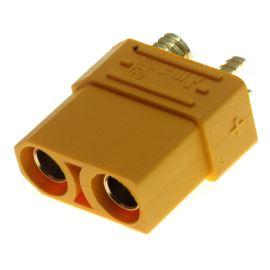 Silový konektor pro RC modely zásuvka Amass XT90