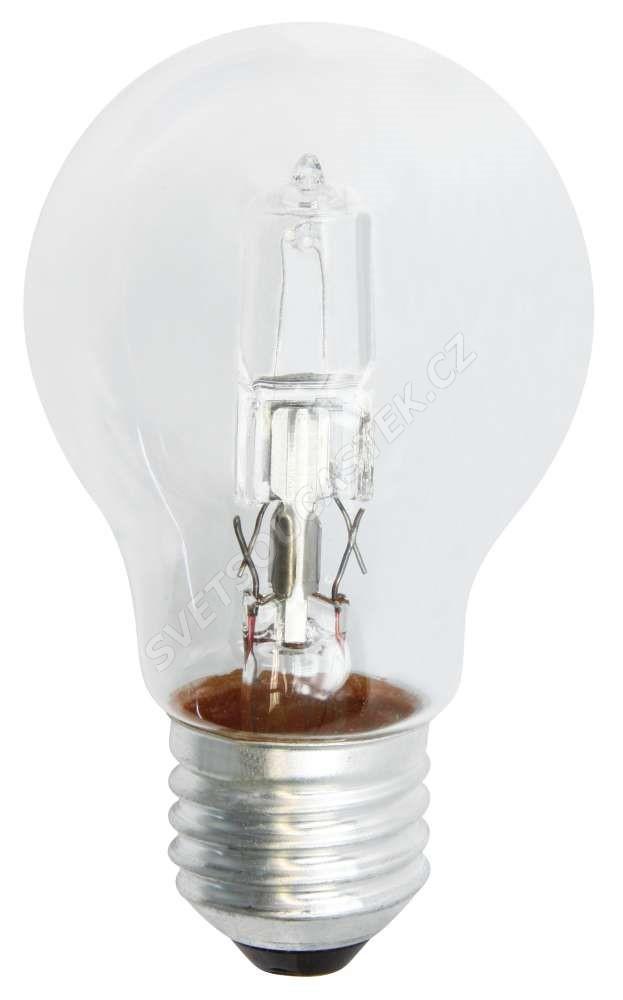 Halogenová žárovka ECO 53W E27/230V CLASSIC A55 Emos
